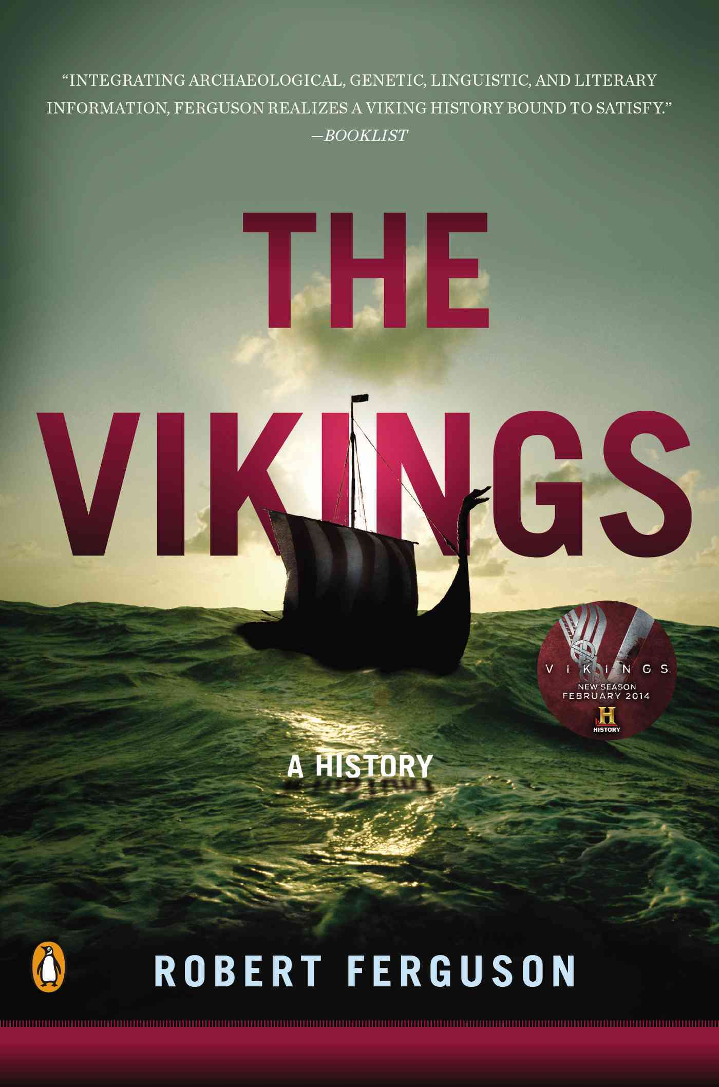 The Vikings By Ferguson, Robert